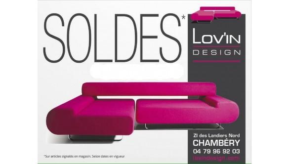 Les soldes d'été arrivent bientôt chez Lov'in Design !